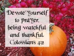 Colossians 4.2